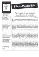 Fibro-Montérégie, v.3 no 2, février 2007