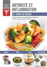 Arthrite et inflammation : 21 jours de menus